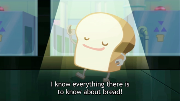 HHD I know about the breads