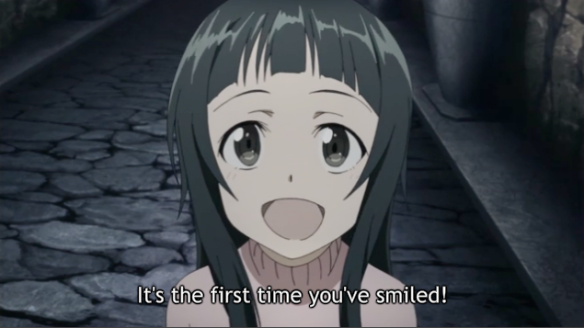 SAO First TIme You Smiled