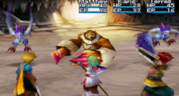 Golden-Sun-Dark-Dawn-Battle-Screen
