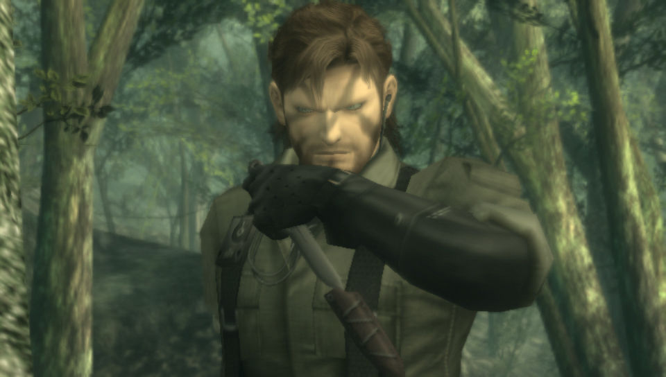 naked snake scientist by - photo #37
