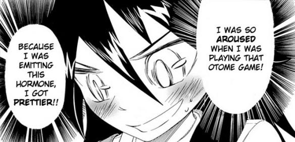 WataMote Otome Makes You Prettier