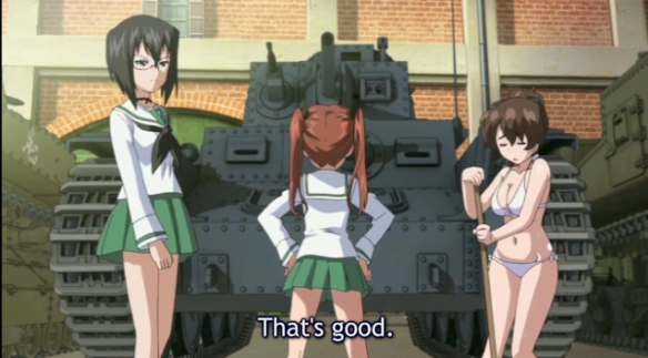 GUP Good Great Perfect Random Tank