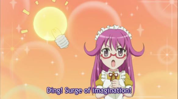 Nyarko Ding Surge of Imagination Idea Alert Bam bam bam bam