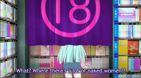 Nyarko Loli In A Porno Sextion Oh No Scanty