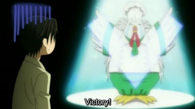 SB Chicken V for Victory