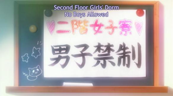 PGOS No Boys Allowed Girls Room
