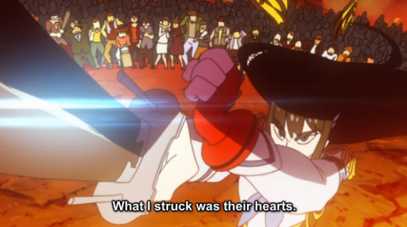 4KLK What I struck broke was your heart and soul so cool