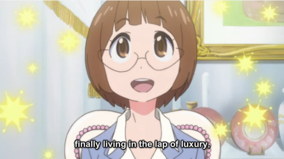 2KLK Living In the lap of luxury money makes happiness grow and things are all super good with cash flow and dounuts