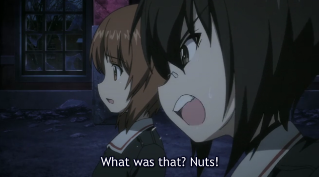 2GUP What Was That, Nuts!  I'm upset about this crap