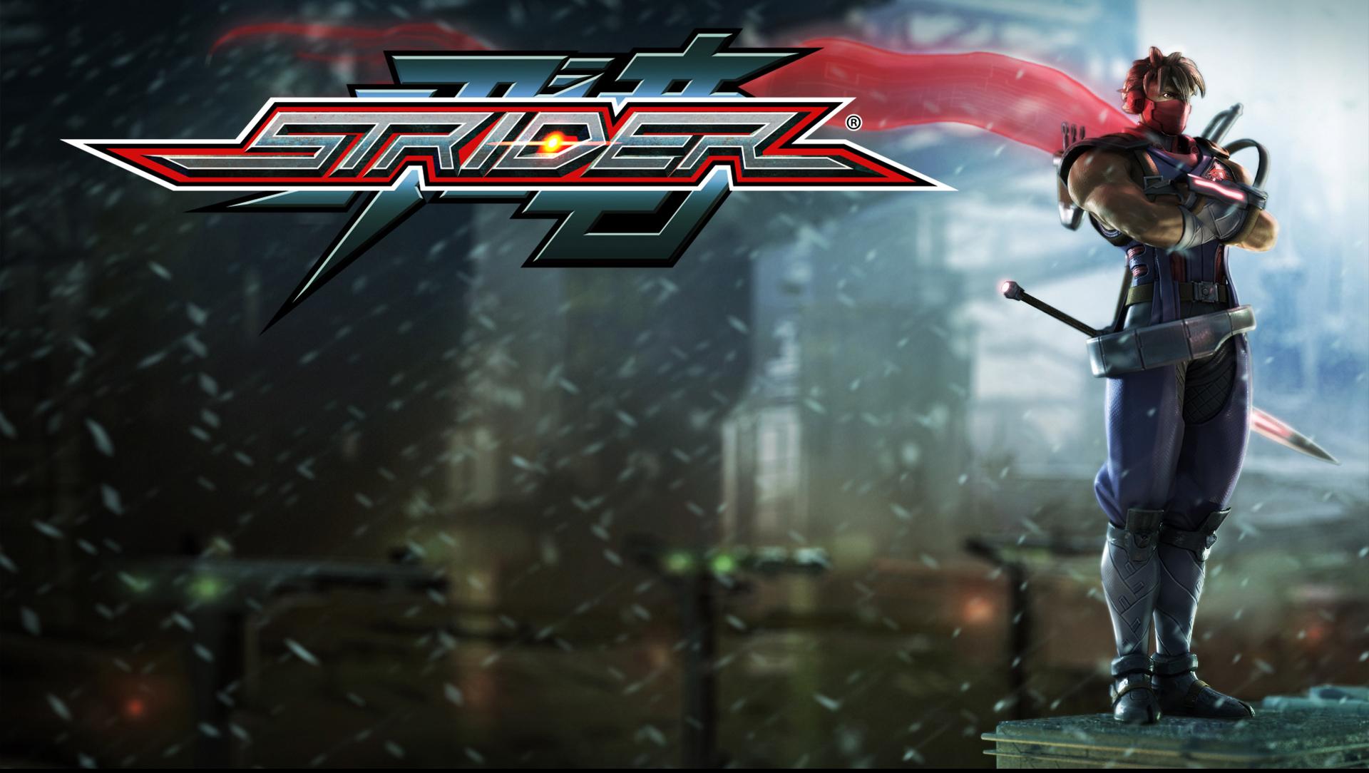 Strider-2014-Games-Wallpaper