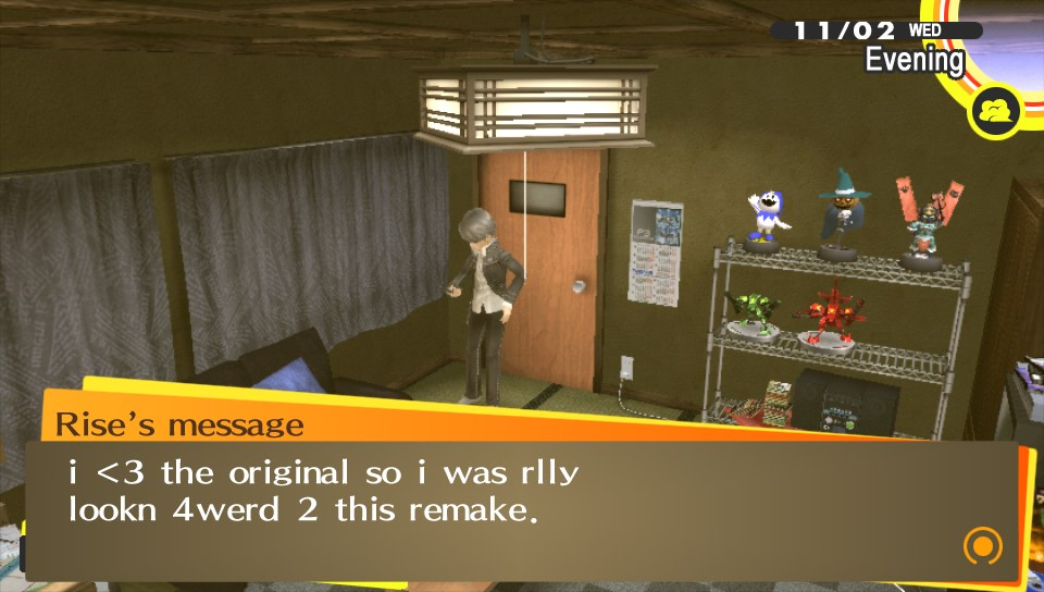 5 P4G Remakes are wonderful so go buy them if you liked the original