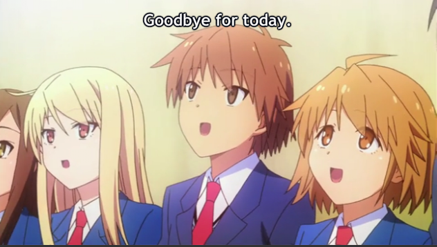 7 PGOS Goodbye for Today Farewell