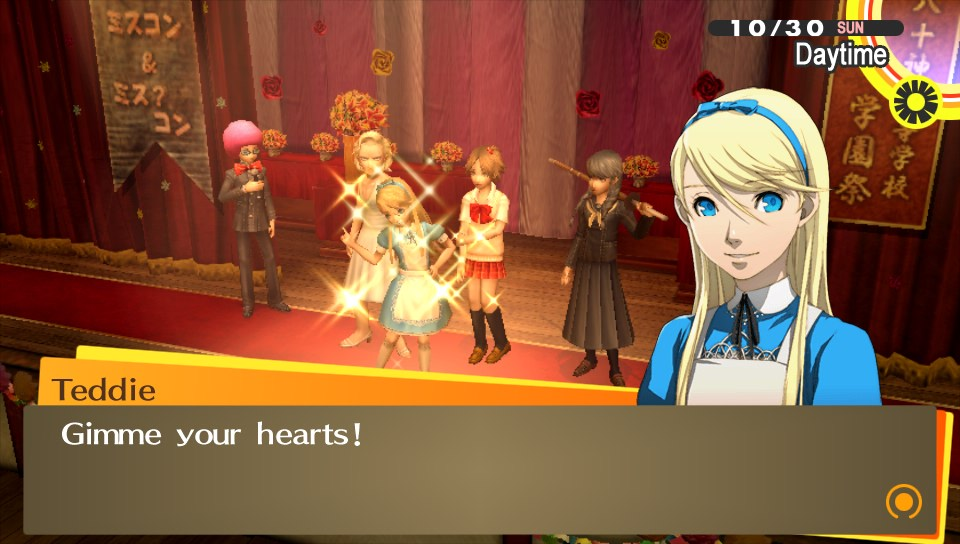 2 P4G love me and give me everything you adore this is great and awesome cross dressing