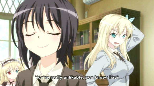 4 Haganai You're Unlikable Yes I know