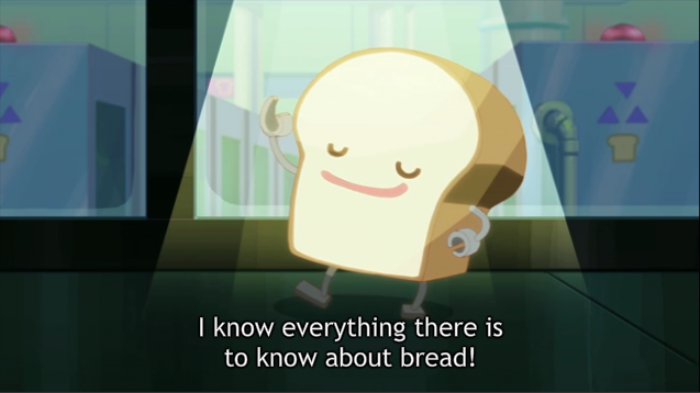 6 HHD I know about the breads