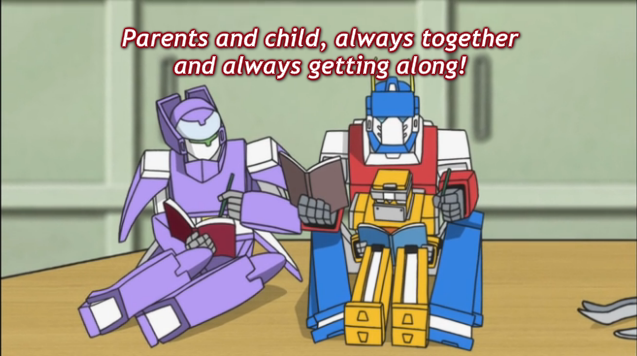 2 KillTime RObots are the true definition of family