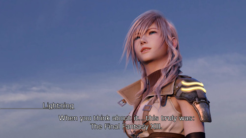 This was Final Fantasy XIII by Plague of Gripes