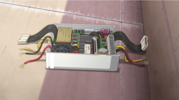 1 PL Computer Technology Console