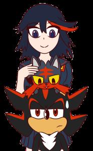 Edge Family Ryuko Shadow Litten by Stocky6493
