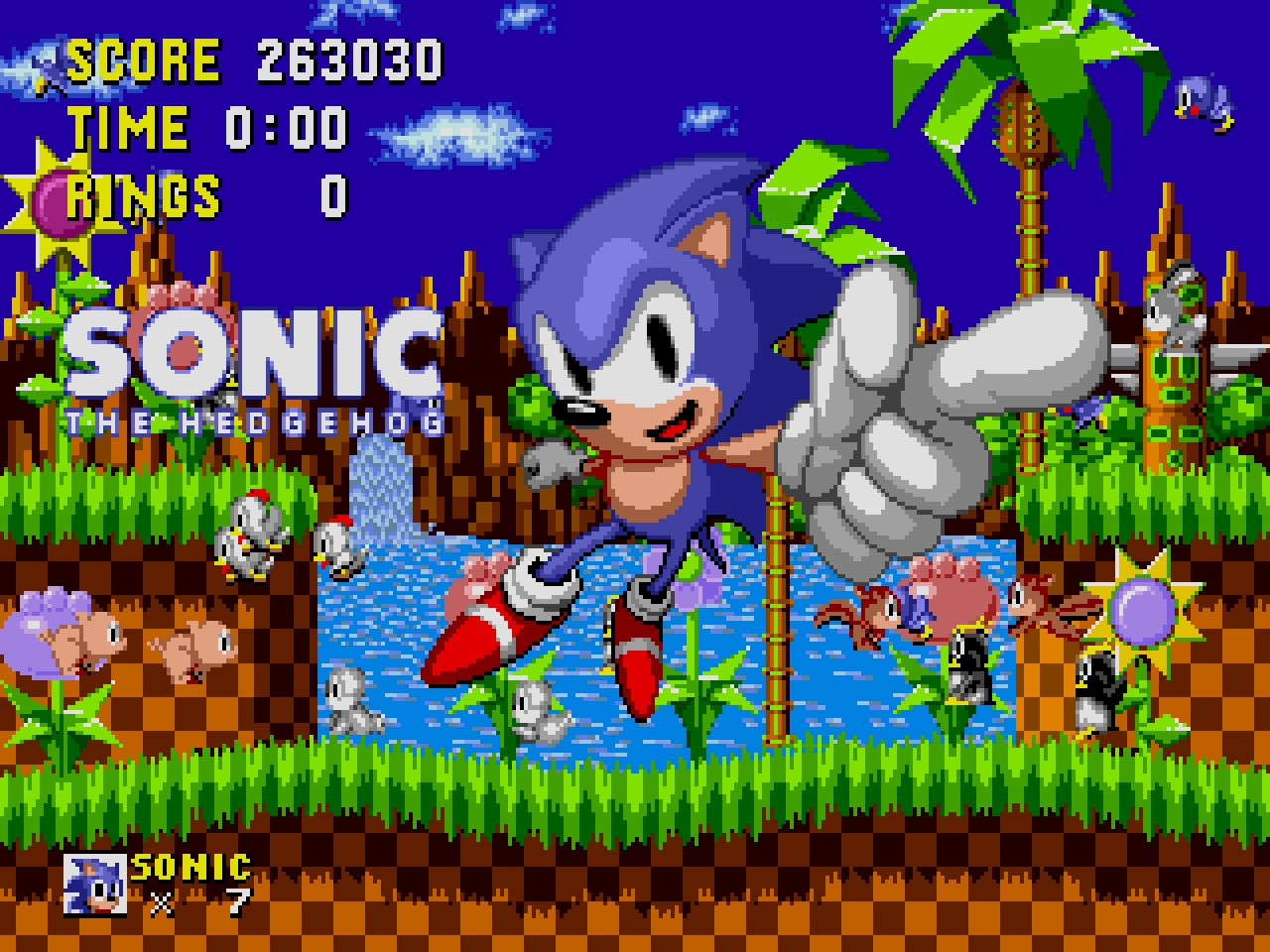 Sonic The Hedgehog Review Nigmabox