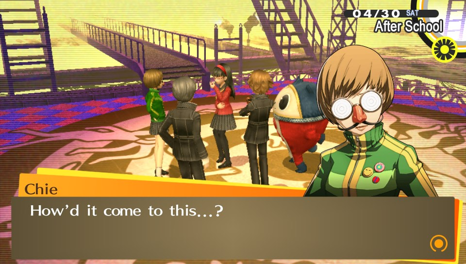 P4G explain confusing baffling don't know dunno
