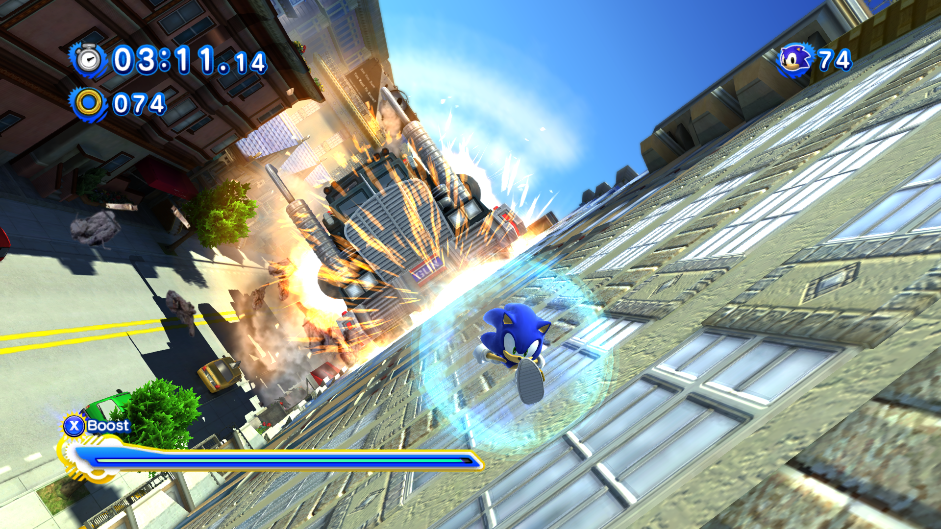 Sonic Generations Review | Nigma Box