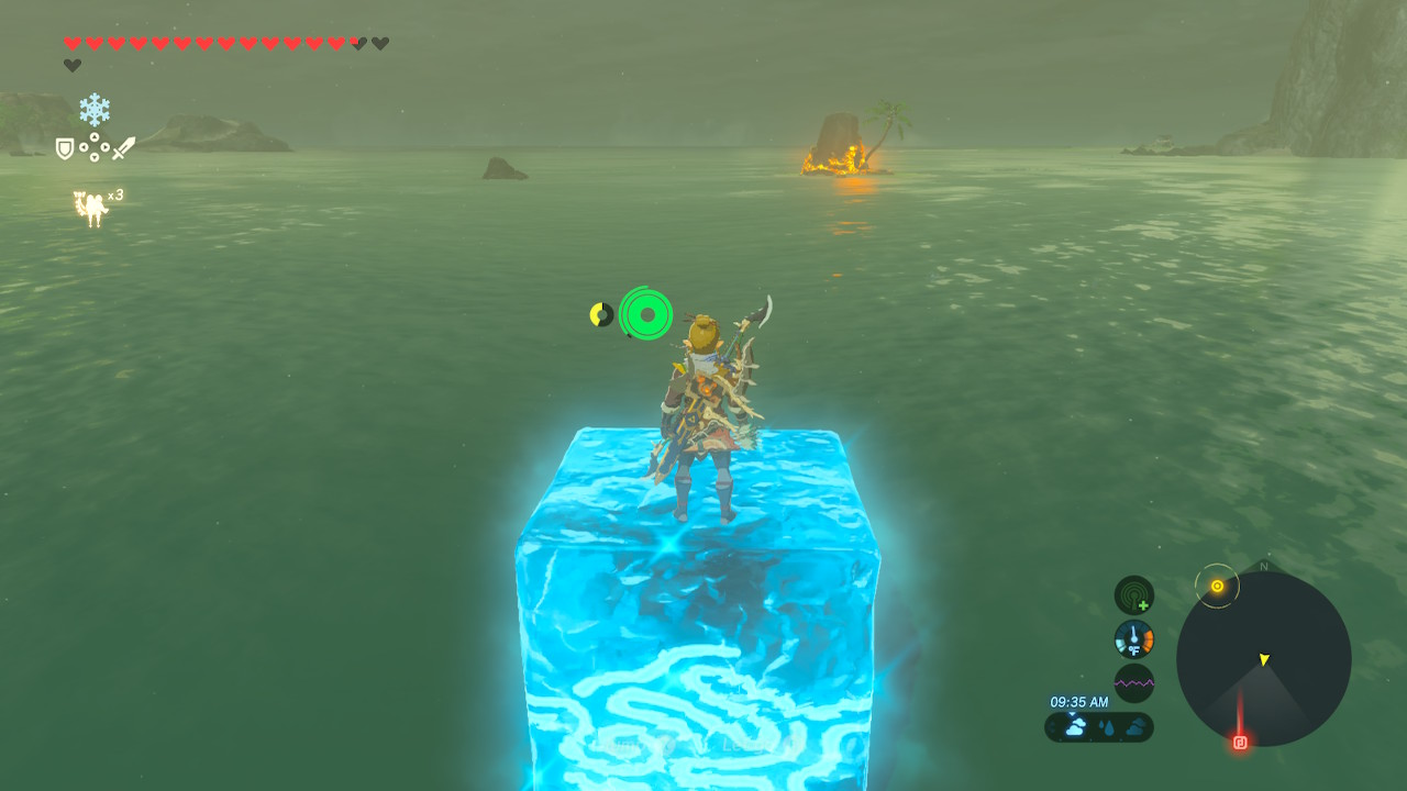 The Legend of Zelda: Breath of the Wild Review | Nigma Box