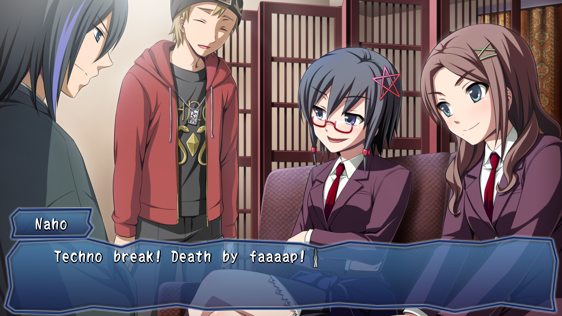 Corpse Party Book Of Shadows Review Nigma Box